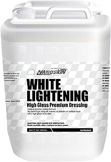 WHITE LIGHTENING High Gloss Premium Dressing [NA-WLG640], 5 Gallons