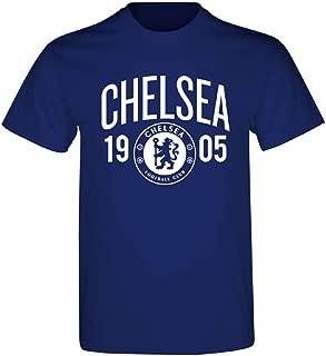 Chelsea FC 1905 T-Shirt Authentic UK Merch (Large 42/44