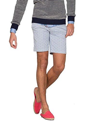 El Ganso Rayas Y Topos Shorts para Hombre