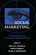 Social Marketing: Theoretical and Practical Perspectives