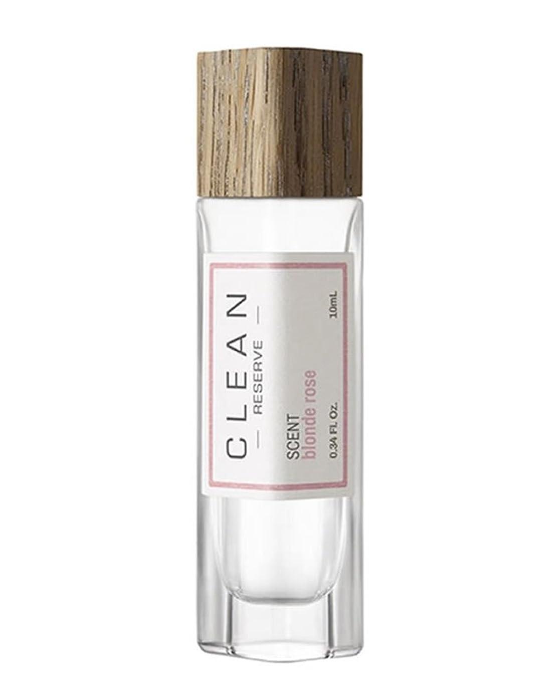 裏切り広げる乱暴なCLEAN RESERVE Blonde Rose クリーンリザーブブロンドローズ 0.34 oz Pen Spray