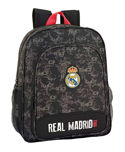 Real Madrid CF Mochila Junior niño Adaptable Carro
