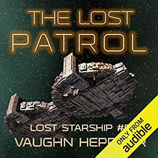 The Lost Patrol cover art