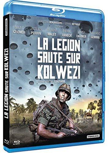 La légion saute sur kolwezi [Blu-ray] [FR Import]