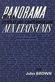 Panorama de la littérature contemporaine aux Etats Unis