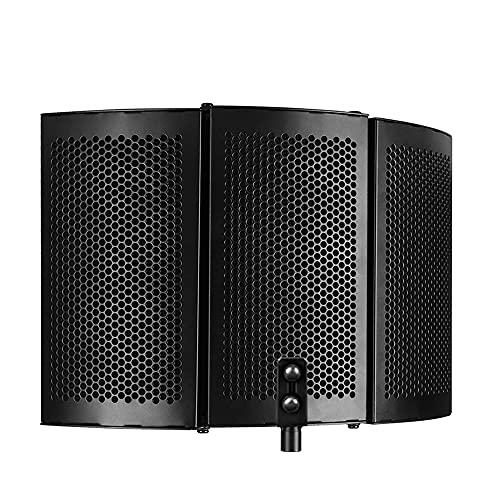 N / B Cubierta de Aislamiento del micrófono, Equipo de Estudio de...