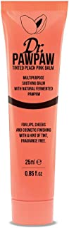 Dr PAWPAW Tinted Peach Balm, Pink, 25 ml by Dr PAWPAW Tinted Peach Pink Balm