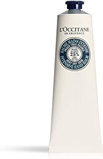 L'Occitane Nourishing & Intensive Hand Balm with 25% Organic Shea Butter and Allantoin