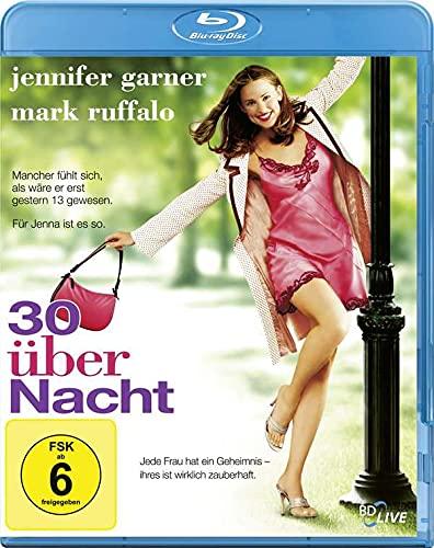 30 über Nacht / 13 Going on 30 (2004) ( ) (Blu-Ray)
