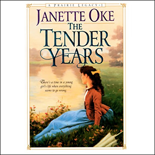 The Tender Years audiobook cover art
