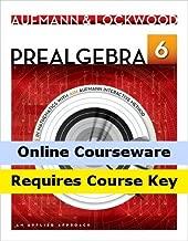 Best pre algebra 6th edition aufmann Reviews