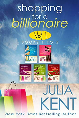 Shopping for a Billionaire Boxed Set (Parts 1-5) (Shopping Box Book 1) (English Edition)