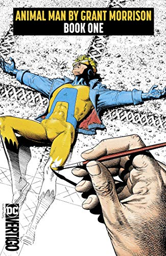 ANIMAL MAN BY GRANT MORRISON 01