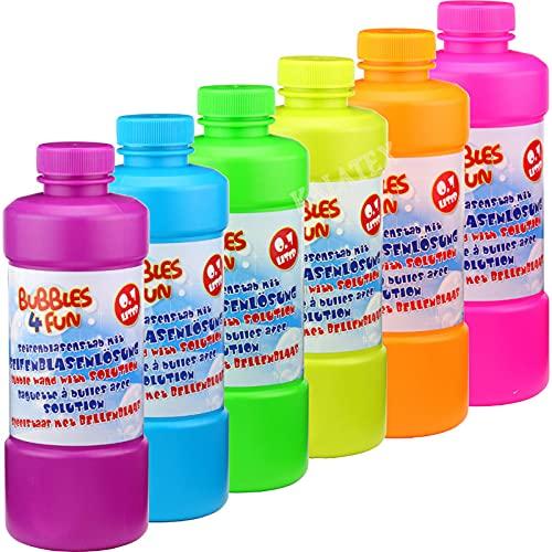 Posten Anker 1 x Seifenblasenflüssigkeit 0,7 Liter Seifenblasen Seifen Blasen Flüssigkeit für Seifenblasenmaschine