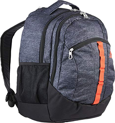 adidas Stratton XL Backpack (Grey/Dark Orange)