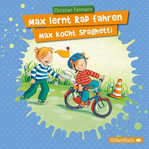 Mein Freund Max 7: Max lernt Rad fahren / Max kocht Spaghetti: 1 CD (7)