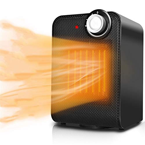 Why Should You Buy Portable Space Heater Fan - Small Ceramic Electric Oscillating Personal Space Hea...