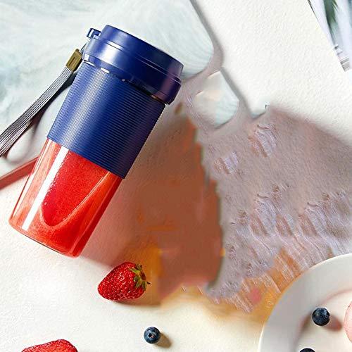 NIUPAN 300 ml USB oplaadbare blender mixer juicer cup smoothie sapmachine voor huishoudelijke en reisbenodigdheden