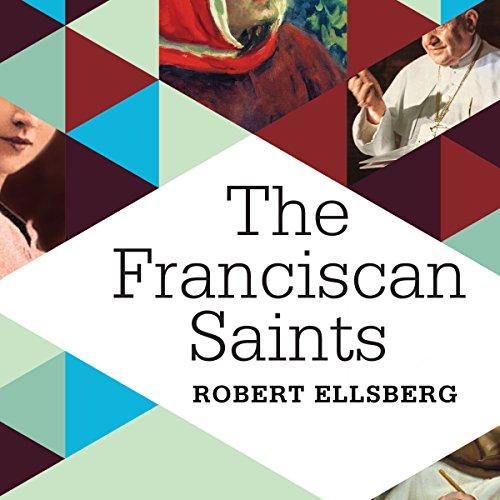 The Franciscan Saints audiobook cover art