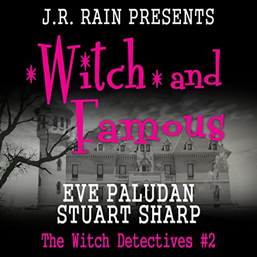 Witch and Famous audiobook cover art