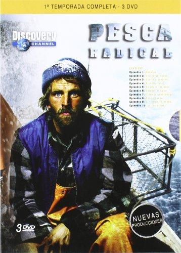 Pack Pesca radical [DVD]