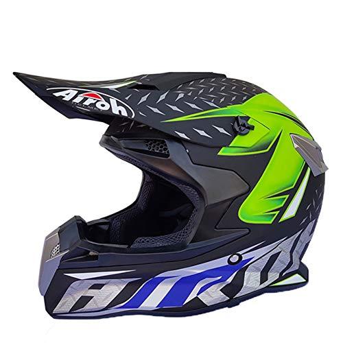Men Motocross Helmets ATV off Road Racing Helmet All Seasons Mountain Bike Motorbike Safety Caps Full Face Motorcycle Helmet