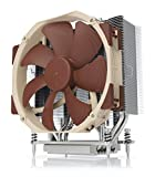 Noctua NH-U14S TR4-SP3, Disipador de CPU de Calidad Superior para sTRX4/TR4/SP3 de AMD (140 mm, Marrón)