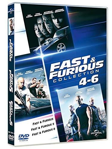 Fast & Furious 4-6: Family Coll. (Box 3 Dv) (Ff4+Ff5+Ff6)
