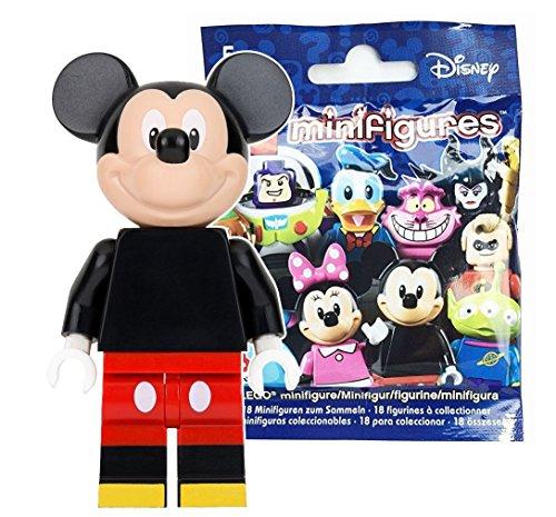 レゴ (LEGO)ミニフィギュア ディズニーシリーズ/ミッキーマウス 71012-12