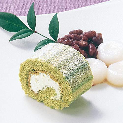 ロールケーキ (宇治抹茶) 200g (カットなし) 22223