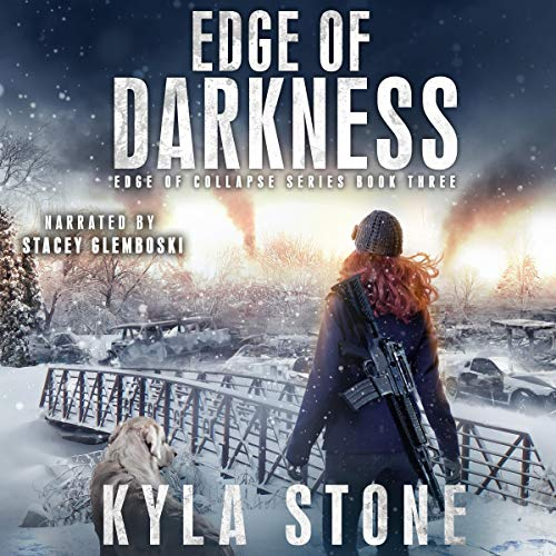 Edge of Darkness Audiobook By Kyla Stone cover art