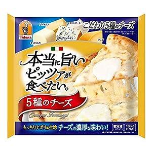 [冷凍]本当に旨いピッツァが食べたい 5種のチーズ 1枚(175g)×5袋