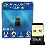 BlueDot Trading Mini Bluetooth Smart Low Energy Dongle Adapter, CSR 4.0 CSR4.0 Compliant, USB 2.0, for Windows 8 7 XP, Laptop Desktop PC
