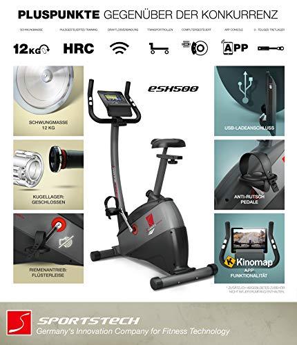 Ergometer Fahrrad ESX500 kaufen  Bild 1*