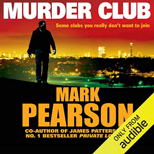 Murder Club audiobook cover art