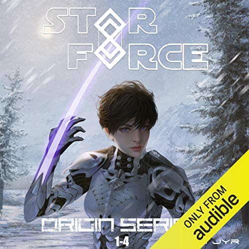 Couverture de Star Force: Origin Series, Books 1-4 (Volume 1)
