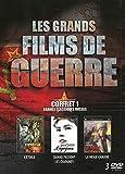 COFFRET 3 DVD Les Grands Films de Guerre Vol.1 : L étoile - Quand passent les...