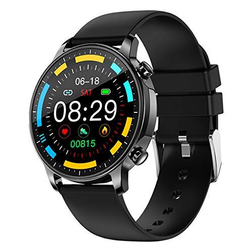 ZGNB V23 Smart Watch 2021 Herren- Und Frauen Bluetooth-Vollbild-Touch IP67 wasserdichte Herzfrequenzblutmonitor, Geeignet Für Ios Android Sports Smartwatch,D