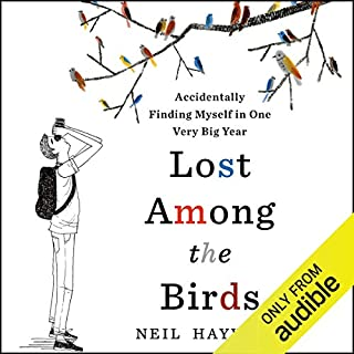 Lost Among the Birds     Accidentally Finding Myself in One Very Big Year              By:                                                                                                                                 Neil Hayward                               Narrated by:                                                                                                                                 Sam Devereaux                      Length: 10 hrs and 56 mins     163 ratings     Overall 4.4