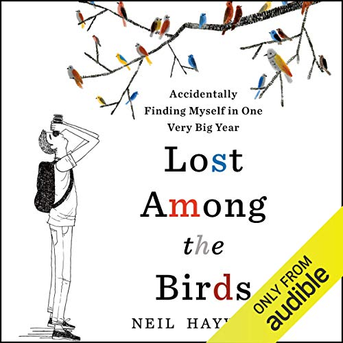 Lost Among the Birds     Accidentally Finding Myself in One Very Big Year              By:                                                                                                                                 Neil Hayward                               Narrated by:                                                                                                                                 Sam Devereaux                      Length: 10 hrs and 56 mins     157 ratings     Overall 4.4