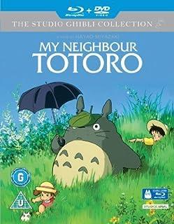 My Neighbour Totoro (1988) ( Tonari no Totoro ) ( My Neighbor Totoro ) (Blu-Ray & DVD Combo) (Blu-Ray)