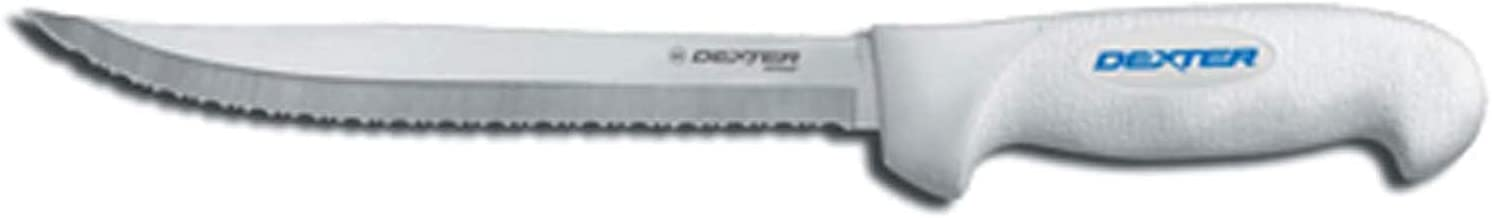 Dexter SG142-8TE-PCP Sofgrip Tiger Edge Slicer, 8-Inch