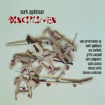 Applebaum, M.: Disciplines