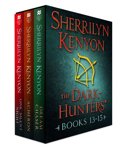 The Dark-Hunters, Books 13-15: (Dream Chaser, Acheron, One Silent Night) (Dark-Hunter Collection Book 5) (English Edition)