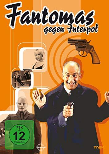 Fantomas gegen Interpol (digital remastered)