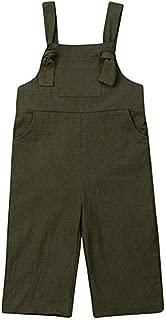 linen overalls toddler