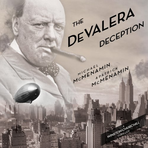 The DeValera Deception audiobook cover art