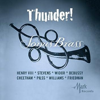 Sonus Brass: Thunder!