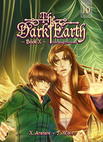 One Body, Two Souls (Yaoi Manga) (The Dark Earth Book 10) (English Edition)