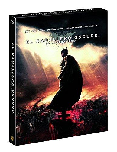 El Caballero Oscuro La Leyenda Renace (Edición Con Comic) Blu-Ray [Blu-ray]
